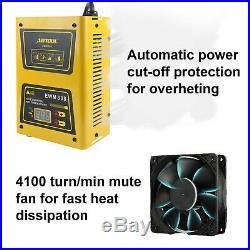 Portable Arc Inverter Welder 120A IGBT Welding Machine Overheat Protection 220V