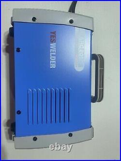 Portable DC Inverter Stick ARC Welder IGBT MMA Welding machine, 110v/220v, 205A