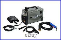 Poste A Souder A L'arc Portatif Mig Mma-200 Inverter + Accessoires