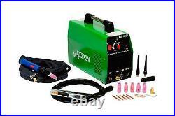 Poste A Souder Tig, Portatif Et Inverter + Arc 200 Amperes + Accessoires