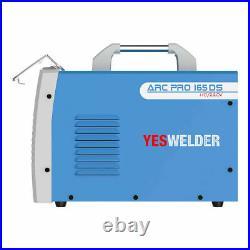 Potable Stick ARC Welder DC Inverter, IGBT MMA Welding machine, 110/220V, 165A