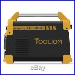 Potable Stick ARC Welder DC Inverter, IGBT MMA Welding machine, 110/220V, 195A