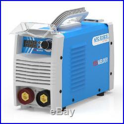 Potable Stick ARC Welder DC Inverter, IGBT MMA Welding machine, 110/220V, 200A