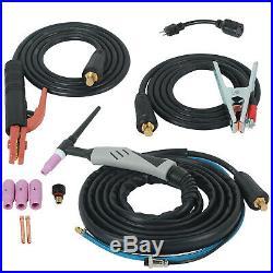 REBOOT TIG Welder Pulse Dual Volt 110/220V Inverter Welder IGBT ARC Stick TIG