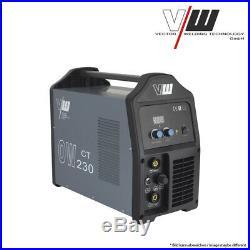 SET1 Vector Schweißgerät DC WIG OW230 Inverter mit Plasma WIG ARC MMA STICK Ele