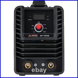 SF-160 Amp Stick ARC DC Inverter Welder, 110V & 230V Dual Voltage Welding