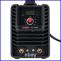 SF-180 Amp Stick ARC DC Inverter Welder, 110/230V Dual Voltage Welding Machine