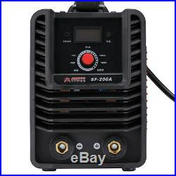 SF-200 Amp Stick ARC DC Inverter Welder, 110V & 230V Dual Voltage Welding New