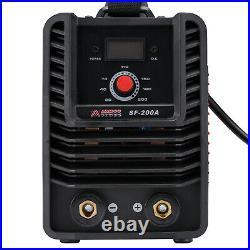 SF-200A, 200 Amp Stick ARC DC Inverter Welder, 110V & 230V Dual Voltage Welding