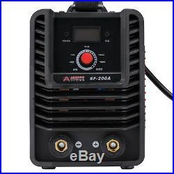 SF-200A, 200 Amp Stick ARC DC Inverter Welder, 115V & 230V Dual Voltage Welding