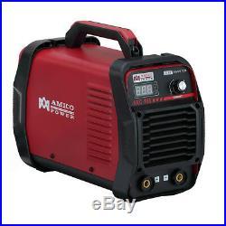 ST-165 160 Amp TIG-Torch Stick Arc DC Combo Welder 110/240V & E6010 6011 Welding