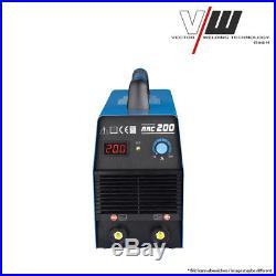 Schweißgerät Inverter Mma E-hand Elektroden 200 Ampere Profi Welder Arc
