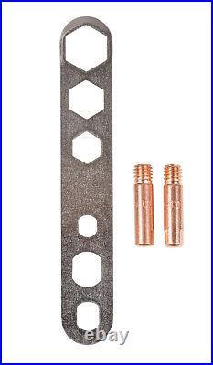 Sherman DIGIMIG 200 Double Pulse Welder Inverter MAG ARC TIG Brazing +Spool Gun