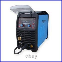Sherman DIGIMIG 200 Dual Pulse Welder Inverter MIG MMA ARC TIG Lift Brazing IGBT