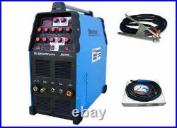 Sherman TIG 320 AC/DC Pulse Welder IGBT MMA ARC Inverter Welding 2T/4T 3x400V