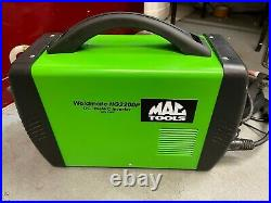 Sip Weldmate Hg2200p DC Tig Arc Inverter With Pulse Welder Mac Tools Branded