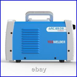 Stick ARC IGBT Inverter DC Welder Dual Voltage Welding, Digital LCD Display