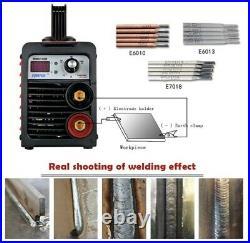 Stick Welder, 110V/220V 140A ARC Welder Machine IGBT Inverter Digital Display