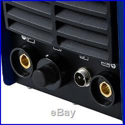 TIG-160DC, 160 Amp TIG Stick Arc 2-in-1 DC Inverter Welder IGBT Digital 110/230V