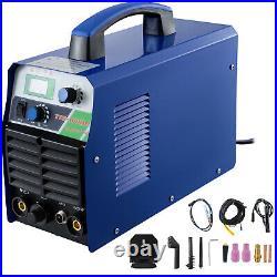 TIG-160DC TIG Stick Arc 2-in-1 DC Inverter Welder 160Amp IGBT Digital 110/230V