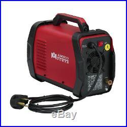 TIG-165, 160 Amp HF-TIG Torch, Stick Arc DC Welder 115/230V Dual Voltage Welding