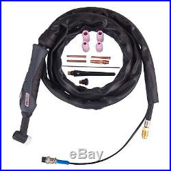 TIG-165HF, 160 Amp TIG Torch Stick Arc DC Inverter Welder, 100V250V Welding
