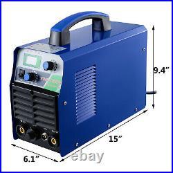 TIG-165S 160 A TIG Torch/Stick/Arc HF Inverter Welder 110/230V Welding Machine