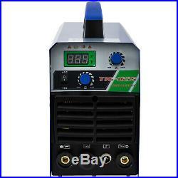 TIG-165S, 160 Amp TIG Stick MMA Arc 2in1 Combo Welder DC Inverter IGBT 110/230V