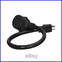 TIG-185, 180 Amp HF-TIG Torch, Stick Arc DC Welder 115/230V Dual Voltage Welding
