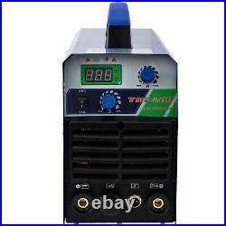 TIG-200, 200 Amp TIG Stick MMA Arc 2in1 Combo Welder DC Inverter IGBT 110/230V