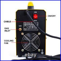 TIG-200A HF TIG/Stick/Arc TIG Welder, 200Amp 110 & 220V Dual Voltage TIG Welding