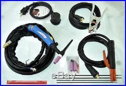 TIG-200DC 200 Amp TIG Torch Stick Arc DC Inverter Welder 110V & 230V Welding