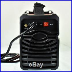 TIG-200DC 200 Amp TIG-Torch Stick Arc DC Welder 110/230V Dual Voltage Welding