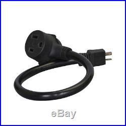 TIG-205, 200 Amp HF-TIG Torch, Stick Arc DC Welder 115/230V Dual Voltage Welding