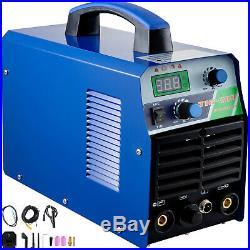 TIG-205S 200A TIG Torch Stick Arc DC Welder 110V/230V Inverter Welding Machine