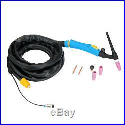 TIG-225 220 Amp HF-Start TIG Torch Stick Arc Welder 115/230 Dual Voltage Welding