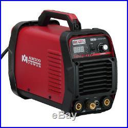 TIG-225, 220 Amp HF-TIG Torch, Stick Arc DC Welder 115/230V Dual Voltage Welding