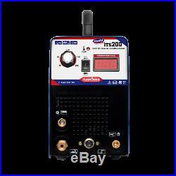 TIG MMA 200Amp Welder DC IGBT Inverter ARC Welding Machine Stick Portable AU
