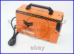 TIG MMA Welder 220v 250A LCD Display ARC Inverter IGBT