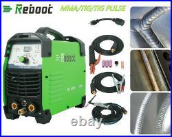 TIG Pulse Welder TIG200P DC 220V Inverter Steel Welding ARC TIG Welding Machine