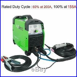 TIG Welder 220V TIG/Pulse/Stick/ARC 3 in 1 HF Digital Control Welding Machine