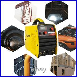 TIG Welder Inverter 200A HF Start TIG ARC Welding Machine & Consumables 110/220V
