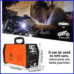 TIG Welder LED IGBT 110/220V 200A Inverter MMA ARC Welder TIG Welding Machine
