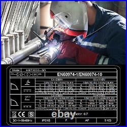 TIG Welder MMA ARC IGBT 200 AMP TIG Welding Machine 110/220V Welder Inverter LED