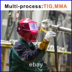 TIG200A TIG Welder 110V 200V Dual Volt Inverter HF MMA ARC TIG Welding Machine