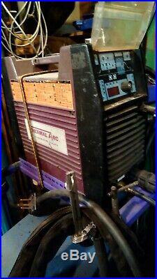 Thermal Arc 185TSW Welding Machine/Water Cooler/25' Torch