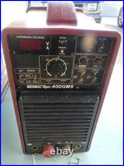 Thermal Arc 400 Gms DC Inverter Arc Welder