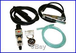 Tig & Arc Welding And Plasma Cutting Machine Varan Ct520 Inverter + Accessories