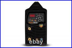 Tig/Stick Welder Unimig Razor Arc 200 AC/DC Tig Digital Pulse (KUM-MRTIG200ACDC)