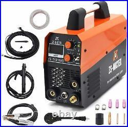 Tig Welder 110V 220V 150A TIG/MMA 2 in 1 High Frequency IGBT ARC Welding Machine